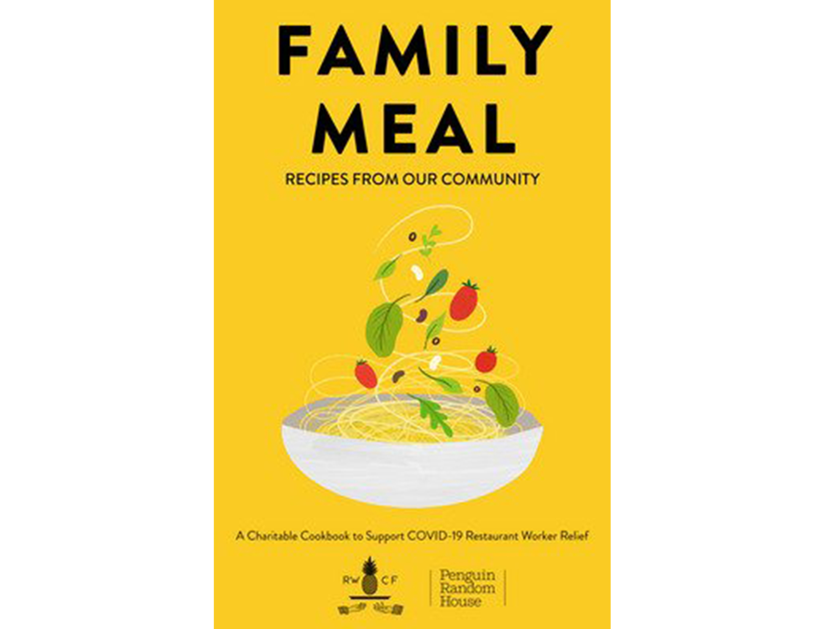 <em>Family Meal</em> by Penguin Random House