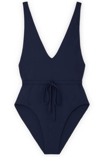 Belted Maillot