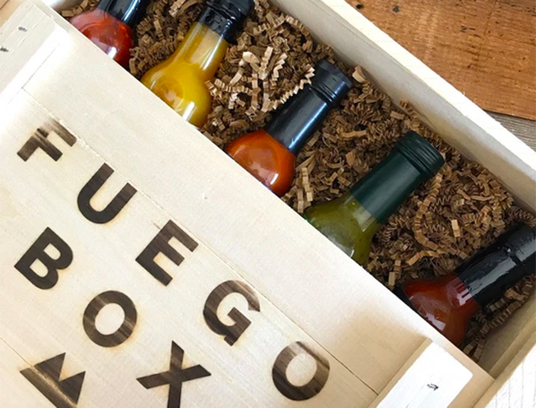 Fuego Box Hot Sauce Mystery Crate