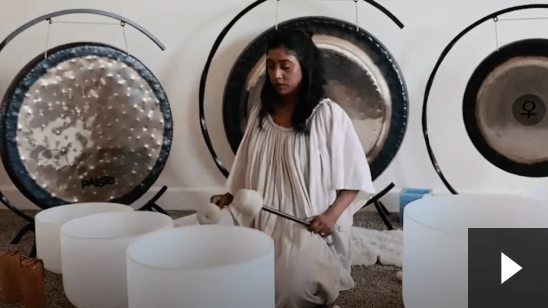 In goop Health-The Sessions: Ambi Kavanagh: Soulstrology Soundbath