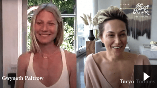 In goop Health-The Sessions: Taryn Toomey: The Class
