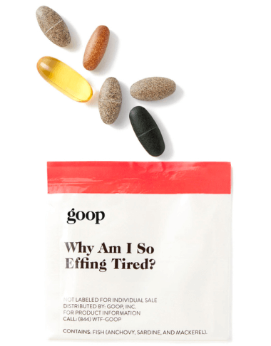 goop Wellness Why Am I So Effing Tired?