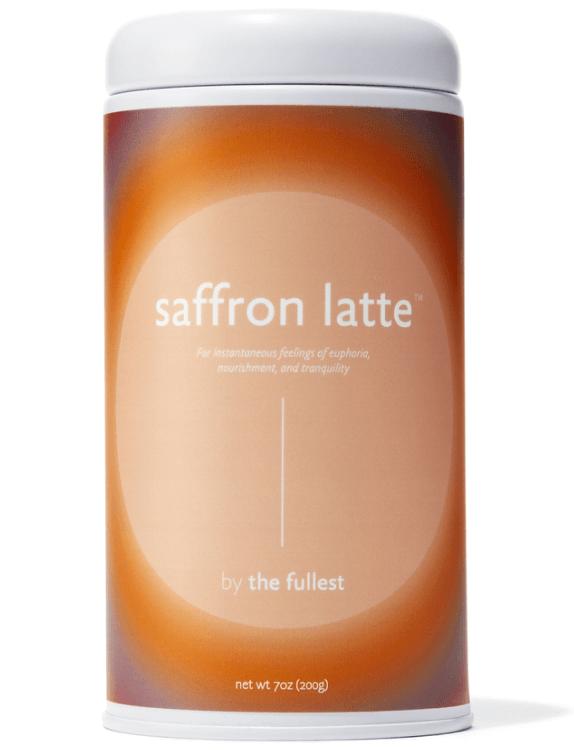 The Fullest Saffron Latte