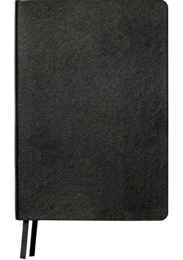 An Organised Life LINED VEGAN LEATHER NOTEBOOK