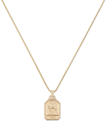 Ariel Gordon zodiac necklace