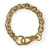 gold Laura Lombardi bracelet