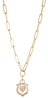gold Foundrae necklace