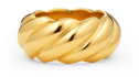 gold Sophie Buhai ring
