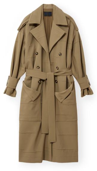 Proenza Schouler trench coat