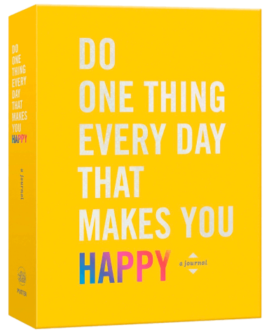 Penguin Random House Do One Thing Every Day That Makes You Happy