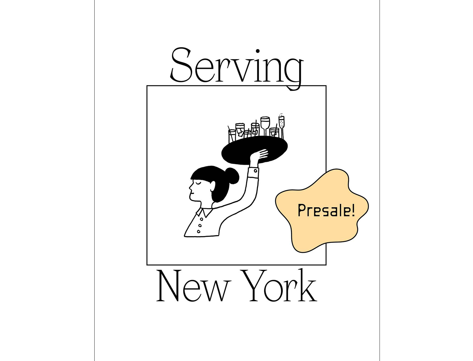 <em>Serving New York</em> by Kristin Tice Studeman