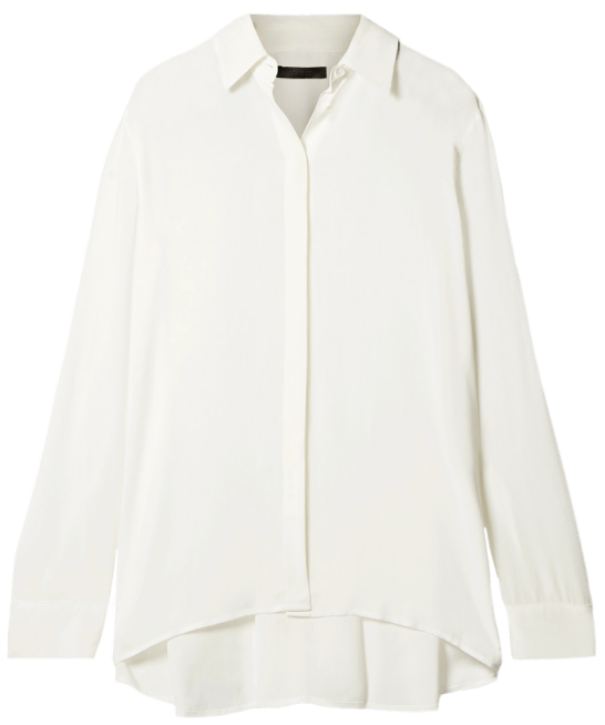 The Row blouse