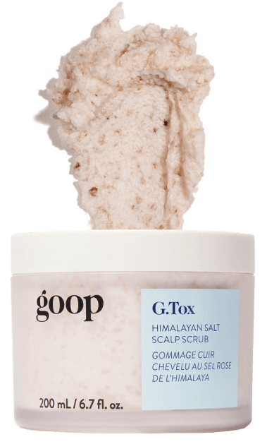 goop Beauty G. Tox Himalayan Salt Scrub Shampoo