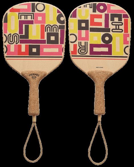 Hermès rackets