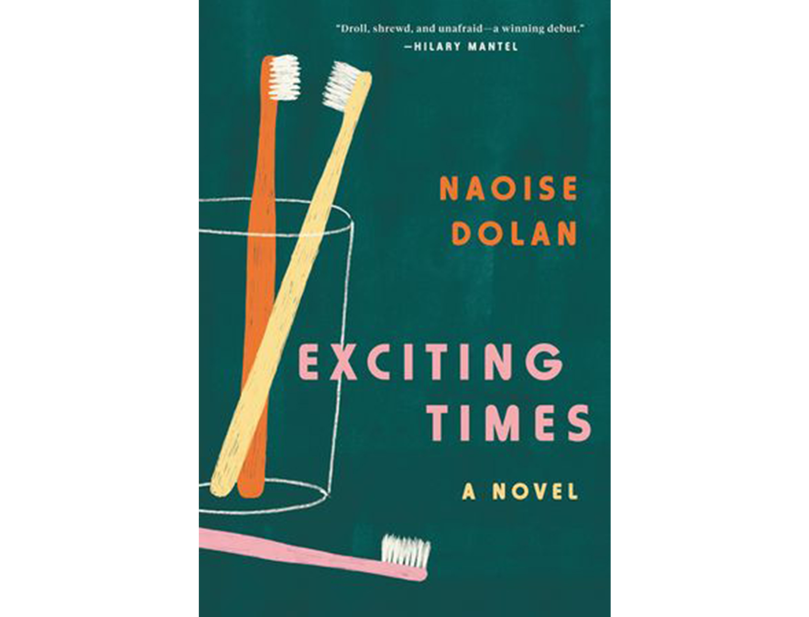 <em>Exciting Times</em> by Naoise Dolan