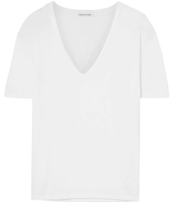 Frances De Lourdes t shirt