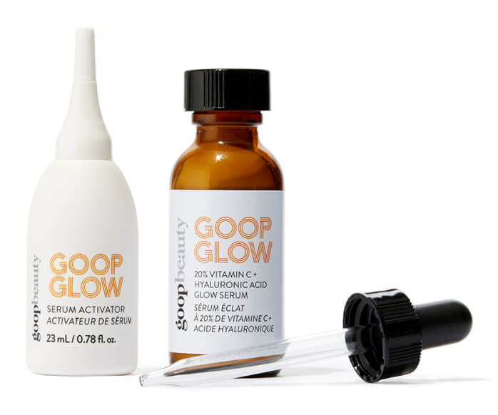GOOPGLOW 20% Vitamin C + Hyaluronic Glow Serum