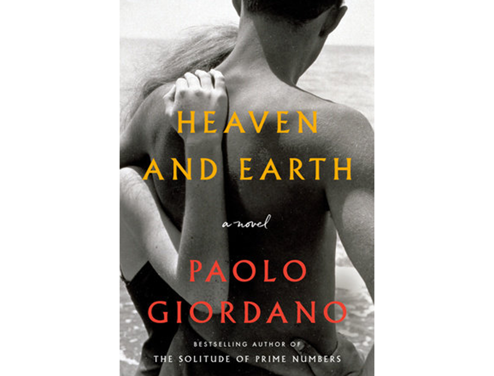 <em>Heaven and Earth</em> by Paolo Giordano