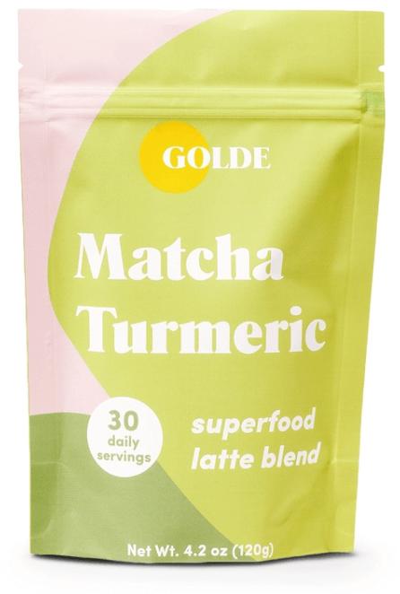 GOLDE MATCHA GOLDE