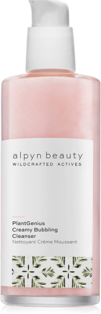 Alpyn Beauty PlantGenius Creamy Bubbling Cleanser