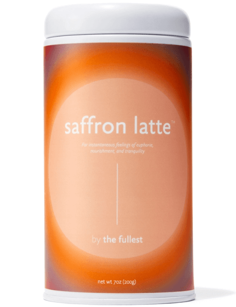 The Fullest SAFFRON LATTE 7OZ