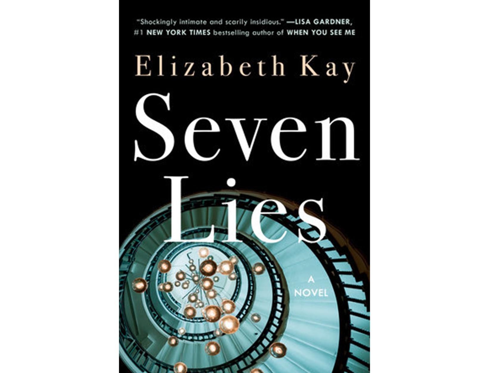 <em>Seven Lies</em> by Elizabeth Kay