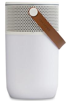 Kreafunk Aglow White Speaker