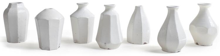 Roman Williams Guild Hitoshi Kato Kohiki Facet Vase