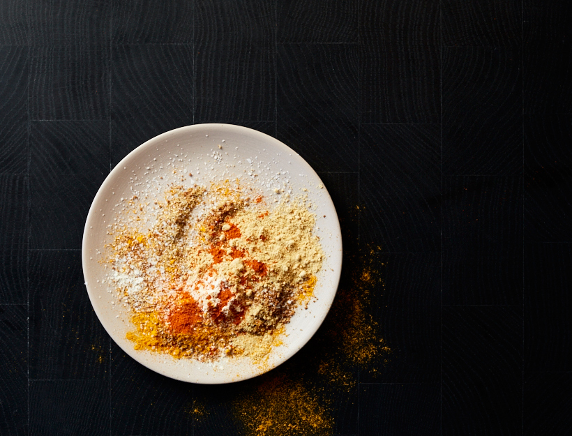 Ginger Turmeric Spice Blend