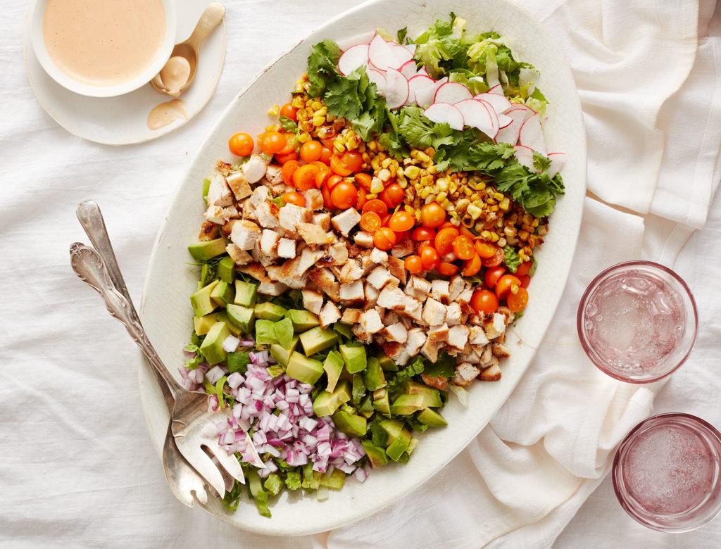 3 Dinner-Worthy Salads