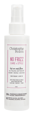 Christophe Robin Anti-Frizz Rescue Milkwith Shea Butter