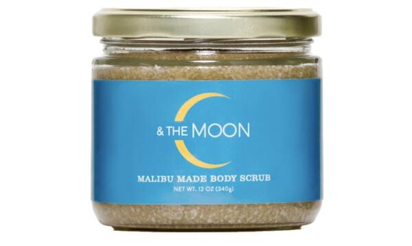 C and The Moon Malibu Made Body Scrub