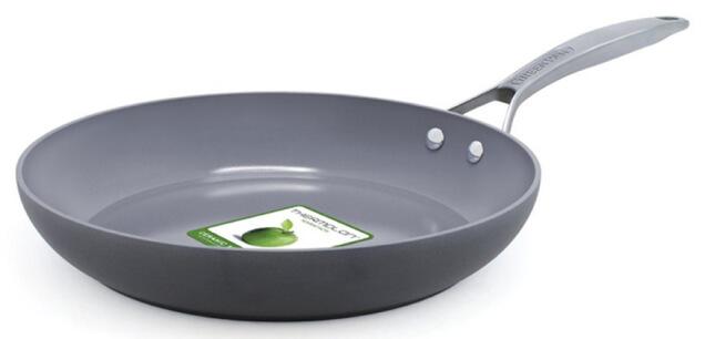 """GreenPan Paris Pro 8"""" Ceramic Non-Stick Open Frypan"""