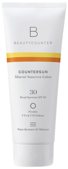 Countersun Mineral Sunscreen Lotion