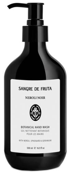 Sangre de Fruta Neroli Noir Botanical Hand Soap