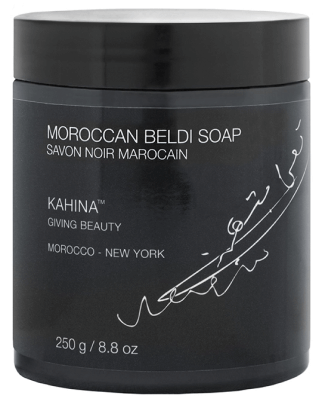 Kahina Giving Beauty MOROCCAN BELDI SOAP WITH EUCALYPTUS