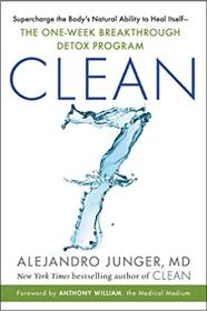 Alejandro Junger, MD Clean7