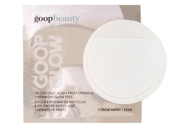 goop Beauty GOOPGLOW 15% GlycolicOvernight Glow Peel