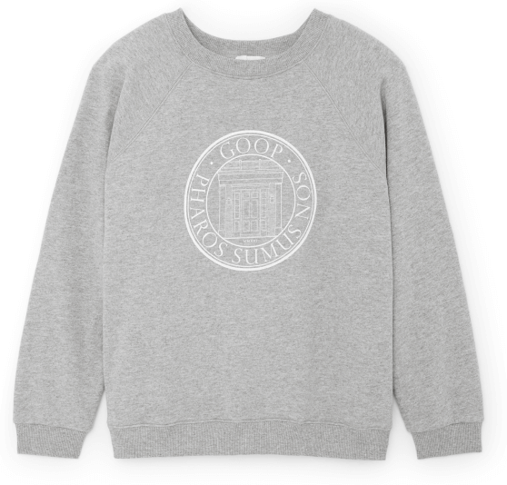 G. Label goop University Sweatshirt