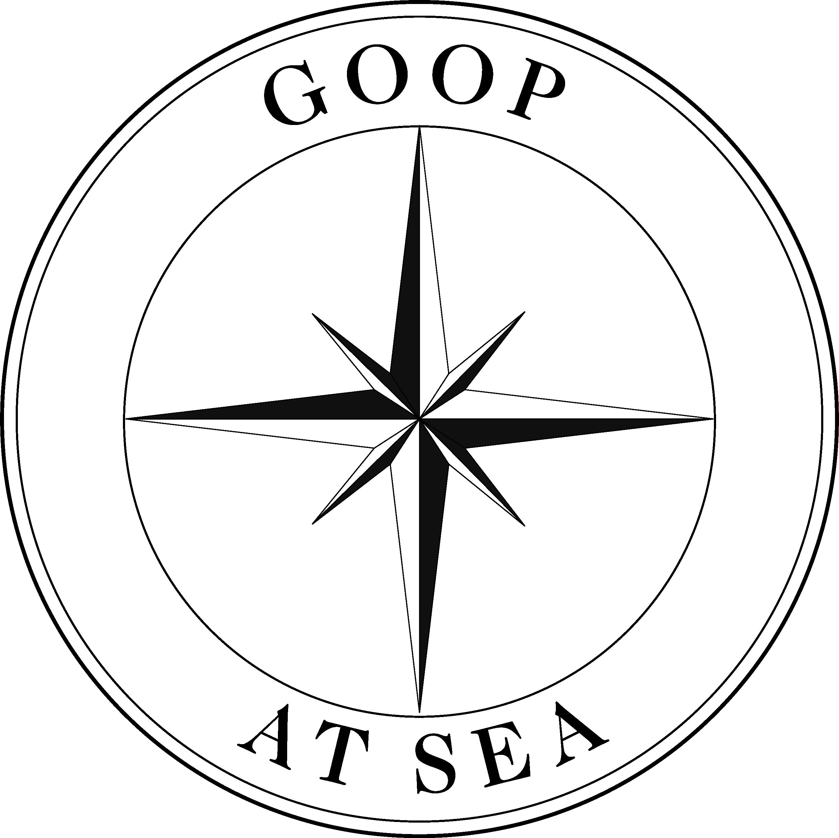 goop at sea logo
