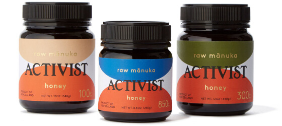Activist MANUKA HONEY TRIO