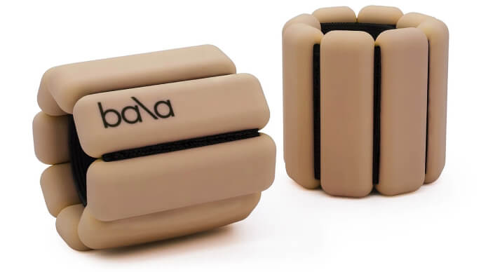 Bala Bangles Weighted Wrist Bangles