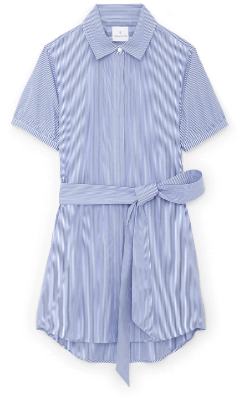 G. Label x Tabitha Simmons shirtdress