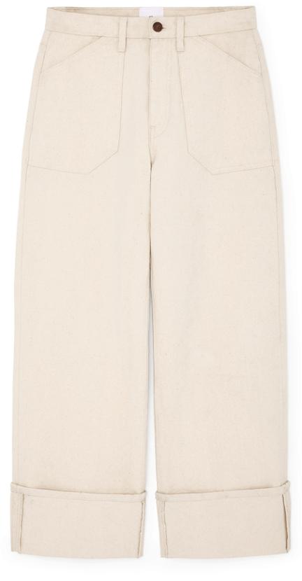 GLabel Mario Cuffed Workwear Jeans