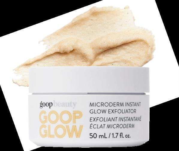 goop Beauty GOOPGLOW Microderm Instant Glow Exfoliator