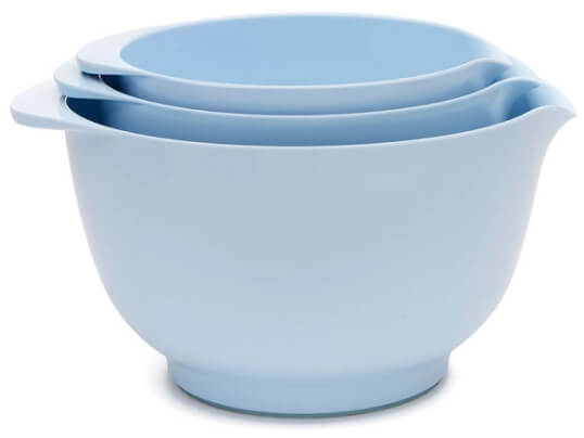 Rosti Mepal Margrethe Neated Mixing Bowls