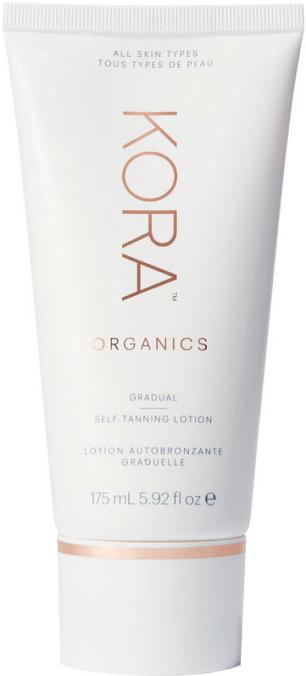 KORA Organics Gradual Self-Tanning Lotion