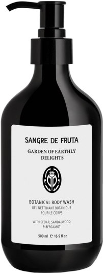 Sangre de Fruta Garden of Earthly Delights Body Wash