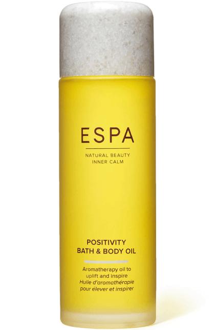 ESPA Positivity Bath and Body Oil