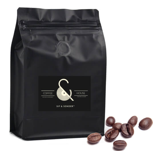 Sip & Sonder South Market 12 oz bag of whole beans